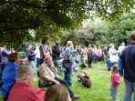 A gathering of over 100 locals came to the Launch of Save Merlynston Progress Hall