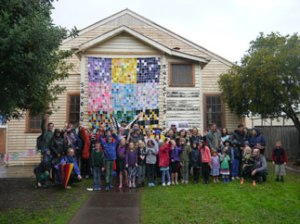 The community 3058 care blanket for Merlynston Progress Hall