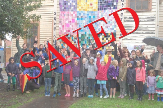 Moreland council voted 100% to refurbish Merlynston Progress Hall from the budget submissions.